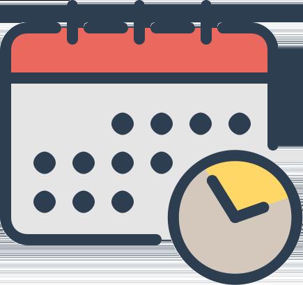 schedule symbol