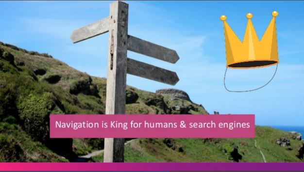 search engine navigation