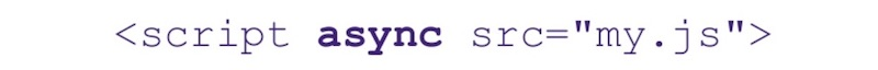 Code for async loading JavaScript