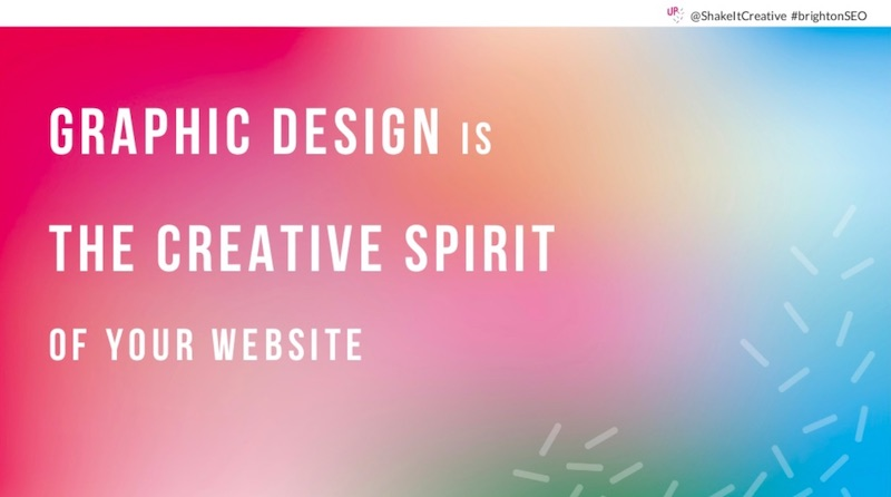 The importance of graphic design for SEO
