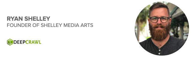 Ryan Shelley, Founder of Shelley Media Arts