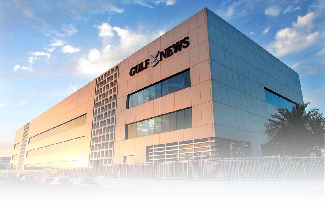 Gulf News office