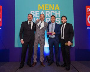 MENA Search Award