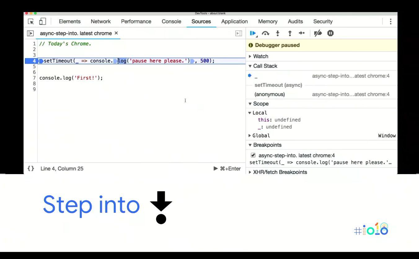 Chrome DevTools now