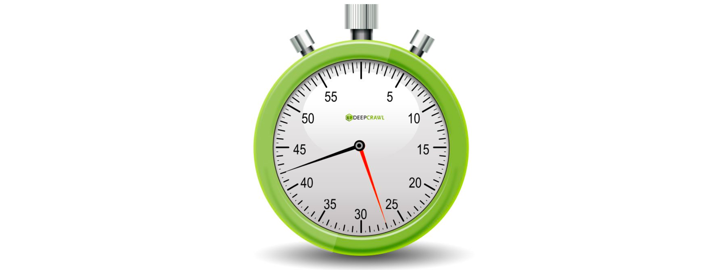 deepcrawl stopwatch