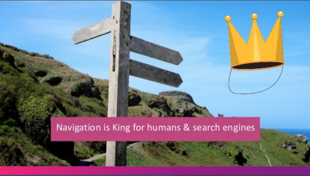search engine navigation