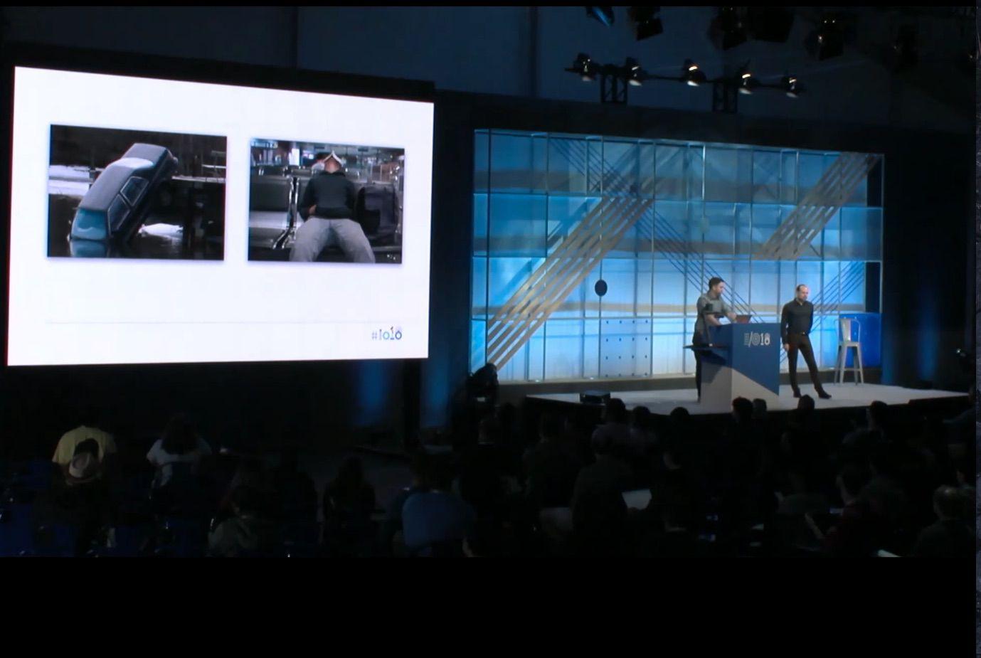 Paul Irish & Jason Miller self-driving cars