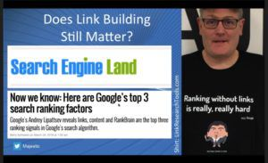 Googler Andrey Lipattsev lists links and RankBrain among top 3 ranking factors