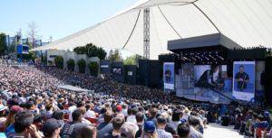 Google I/O 2018 Stage