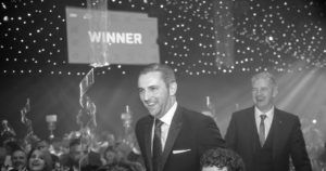 Jon Myers Wins UK Search Personality of the Year 2017