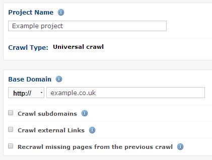 release version 19 crawl control deepcrawl