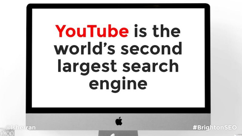 YouTube - the world's 2nd largest search engine