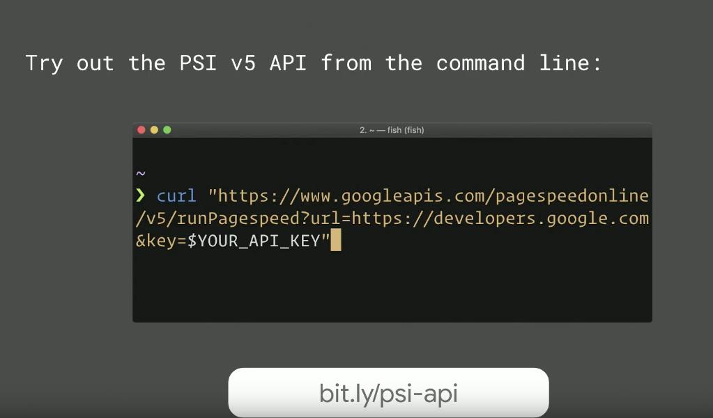 DevTools API