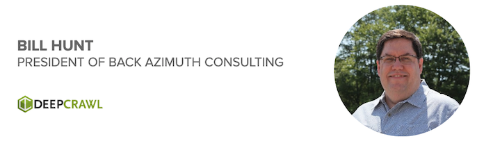 Bill Hunt, President of Back Azimuth Consulting
