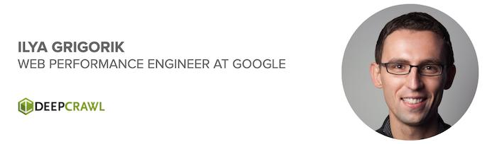 Ilya Grigorik, Web Performance Engineer at Google