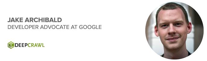 Jake Archibald, Developer Advocate at Google