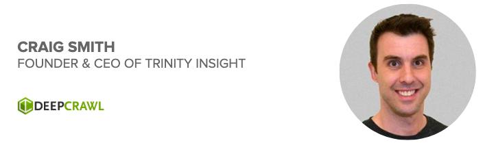 Craig Smith, Founder & CEO of Trinity Insight