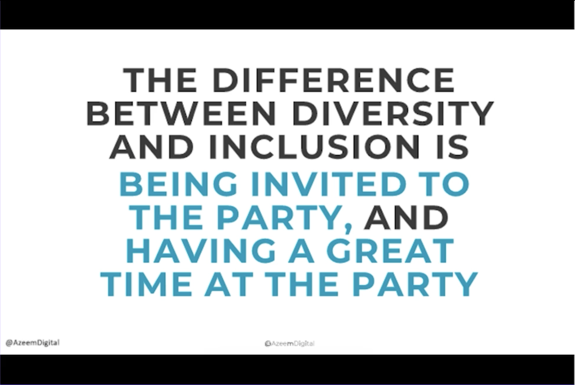 the difference between diversity and inclusion