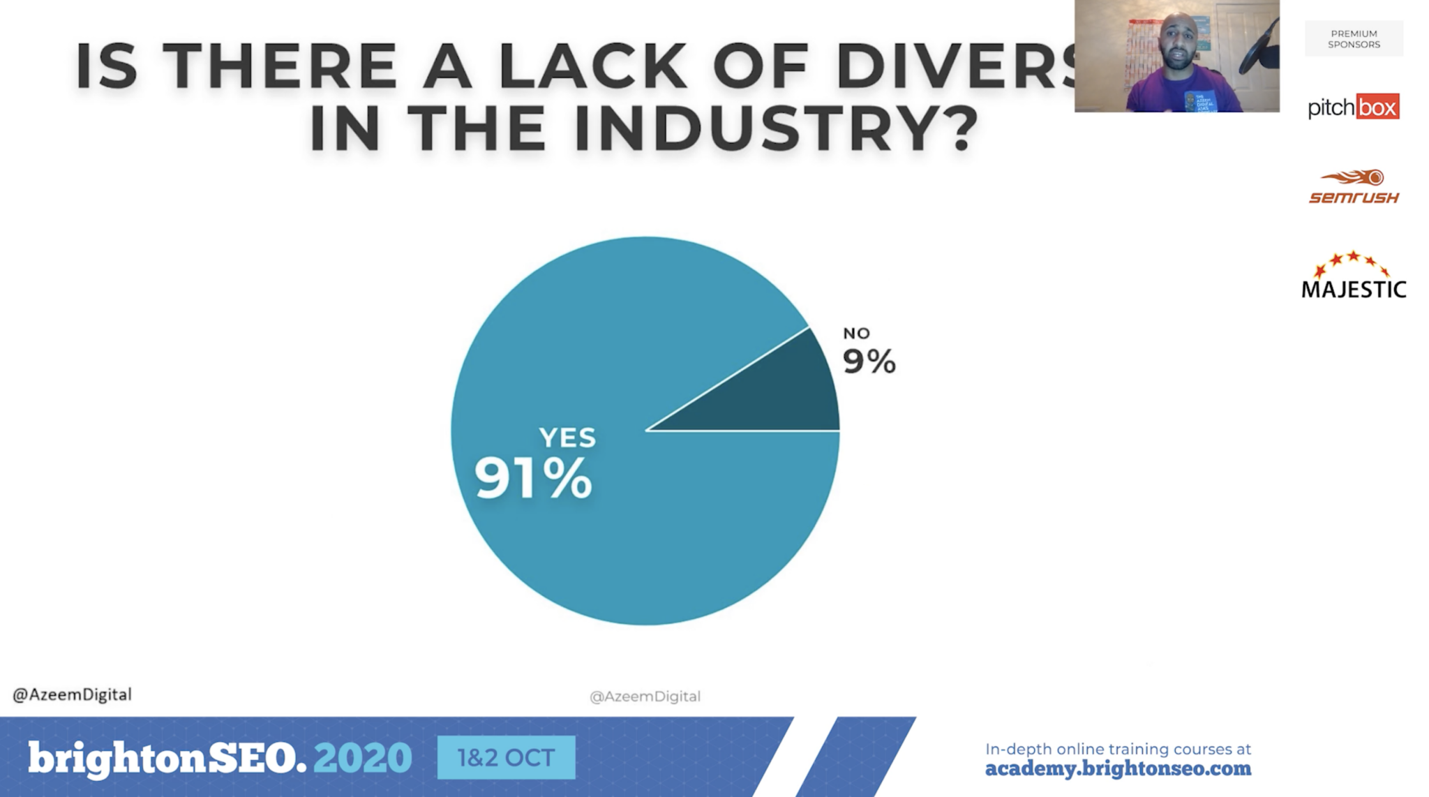 lack of diversity in the marketing industry