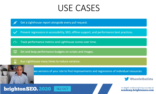 lighthouse use cases